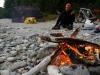 Jetzt empirisch bewiesen: Auch Feuer nützt nichts gegen die lästigen Sand Flies