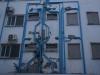 Kunst am Bau, ausgeführt vom lokalen Sanitärmeister