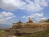 ...von hier oben hat man eine herrliche Sicht auf den Ararat, die Stadt und in Richtung Iran