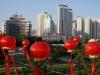Im kleinen Millionenstädtchen gewöhnen wir uns an chinesische Dimensionen...