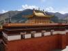 Mehr als 2000 Mönche sollen hier im Labrang-Koster leben. Wir haben leider nicht alle gesehen...