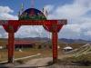 Das 'Top Tibetan Culture Holiday Resort' hatten wir uns einen Zack anders vorgestellt