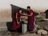 Und wieder hatte Tenzin das Los für den Morgenabwasch gezogen