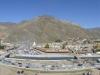 Chinesischer Grossansturm auf die tibetische Klosterstadt Xiahe...