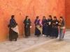 Das Frauenchörli von Hin Ter Der Wai De auf seinem alljährlichen Herbstausflug