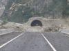 ...oder auf dem Expressway: Alles ist arg beschädigt