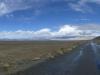 ...er ist ca. 380 km² gross und hat keinen Abfluss...