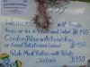 Mmmh! Die thailändische Schnitzelwirtin hat heute Weiner im Angebot