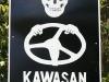 Gleich an der Grenze wird man vor dem malaysischen Fahrstil gewarnt