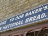 Wir können es wirklich empfehlen, das usbekische Brot von unserem Bäcker