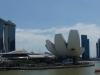 Blick auf die Marina Bay und die Skyline des Finance Districts: Wow!