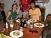 Endlich mal wieder anständig kochen: In Alex' und Eves Küche toben wir uns aus