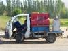 Quadratisch, praktisch, gut: Die mobile Tankstelle