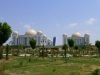 Umso irrwitziger, wenn man weiss, dass 95 Prozent von Turkmenistan aus Wüste besteht