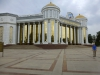 Gülden und weiss strahlen die Tempel...