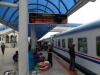 Blieb uns leider verwehrt: Eine Zugsfahrt durchs schöne Turkmenistan