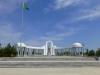 Der grosse Diktator Turkmenbashi...
