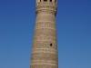 47m hoch, hat das Kalon-Minarett schon 880 Jahre und viele Erdbeben überdauert...