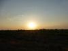 Unser allererster Usbekistan-Tag startet bei Sonnenaufgang: 04:45! Nur die Vögel waren früher dran als wir...