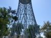 Die Russen haben einen eigenwilligen Wasserturm zum Stadtbild beigesteuert. Leider closed to the public.