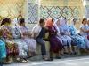 Usbekische Touristinnen - endlich sind wir mal die Papparazzi