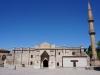 ... nachdem wir uns verabschiedet haben und die Moschee bewundern, spürt uns die Polizei erneut auf...