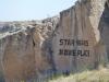 Kurios: Hier wurden für die alten Star-Wars-Filme die 'Sand People'-Szenen gefilmt