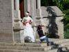 Auch für Hochzeiten sind die antiken Bauwerke ein beliebtes Sujet